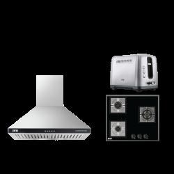 OLIM BF-60 + 60-GCI3B + Pop Up Toaster