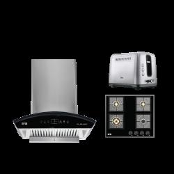 EC-SS-60BF + 60-01-GCI4B-FFD + Pop Up Toaster