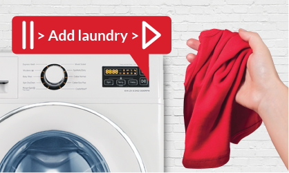 Laundry Add Option