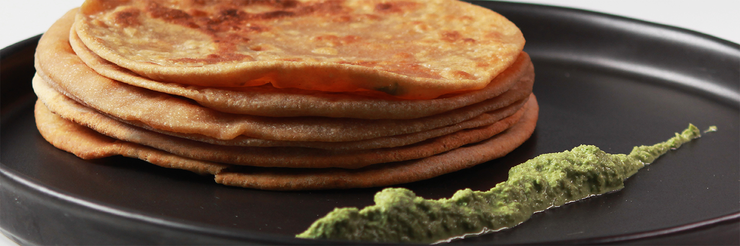How to Make Paneer Paratha in Microwave