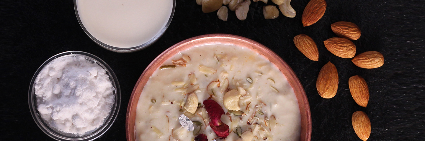 How to Make Kheer in Microwave