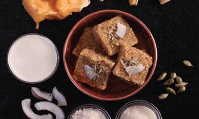 Navratri Recipe: Coconut Barfi
