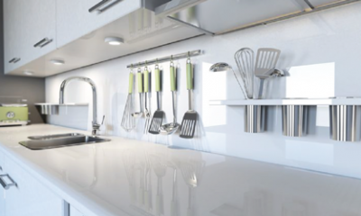 7 secrets to maintaining a clean kitchen