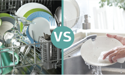 Dishwasher vs Hand washing: Which is Better?