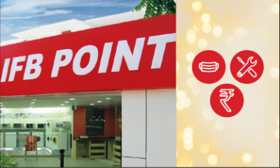 Reasons to Buy from IFB Point this Festive Season