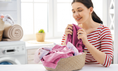 How to Avoid and Remove Odour in Clothes