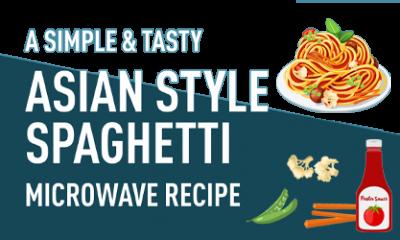 Asian Style Spaghetti Recipe