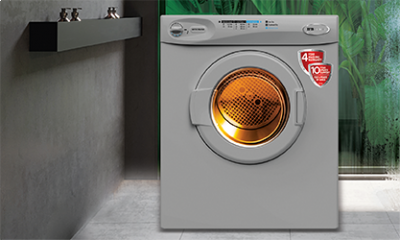 Dryer – A Solution to Bacteria on Clothes