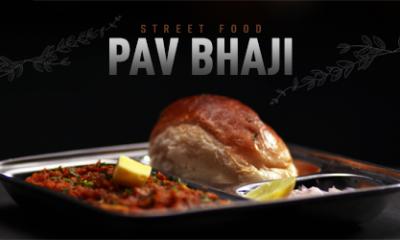 Pav Bhaji in Microwave