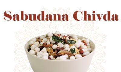 Sabudana Chivda Recipe in Microwave