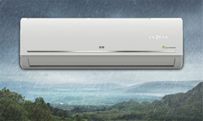 MONSOONS: The Best Time To Use Air-Conditioner